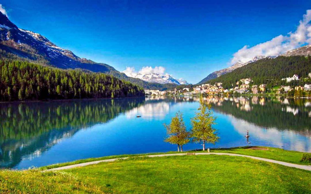 St. Moritz, perla della Svizzera