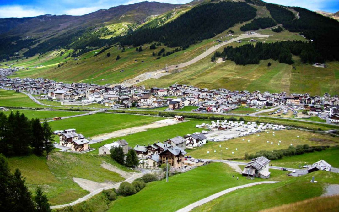 Livigno, la perla della Valtellina
