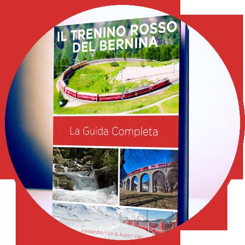 Trenino Bernina - Guida INCLUSA