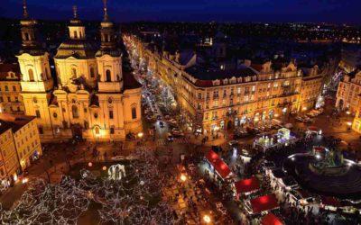 La magia dei mercatini di Natale di Praga