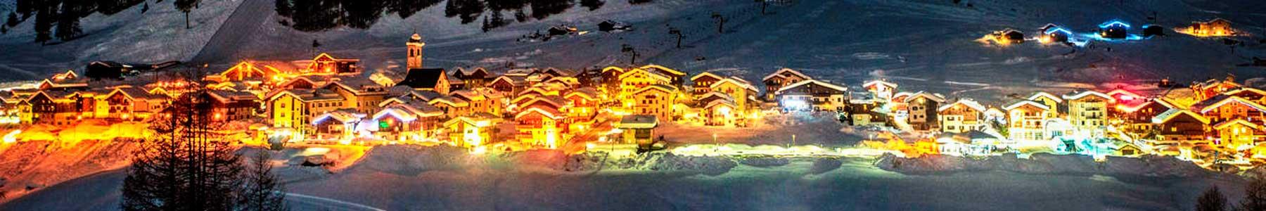 Mercatini di Natale Livigno e Trenino del Bernina