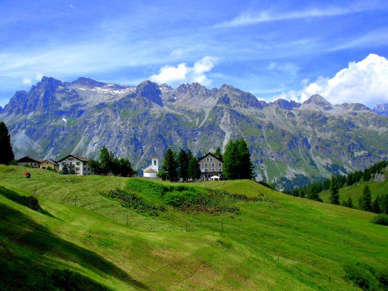 Canton Grigioni- Val Fex