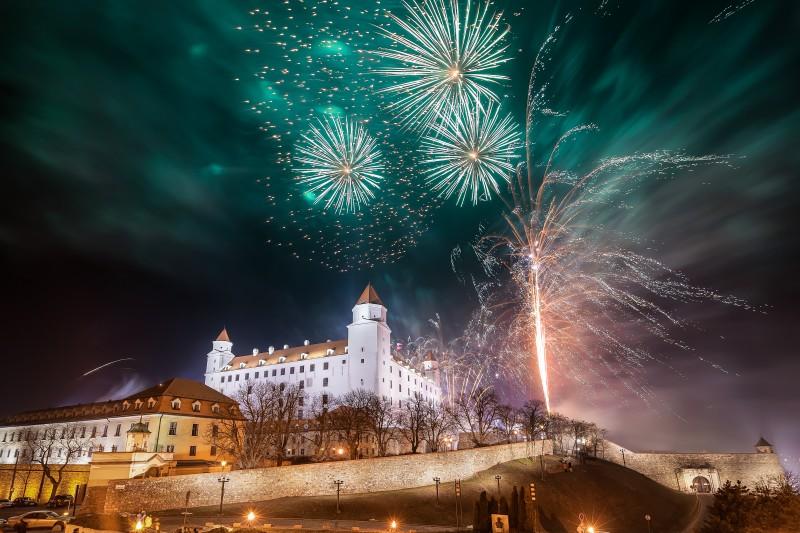Capodanno a Bratislava: un 31 dicembre unico
