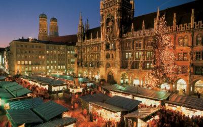 Mercatini di Natale di Monaco di Baviera: sapore di magia