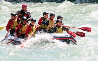 Sport lungo il Fiume Adda: divertimento e adrenalina