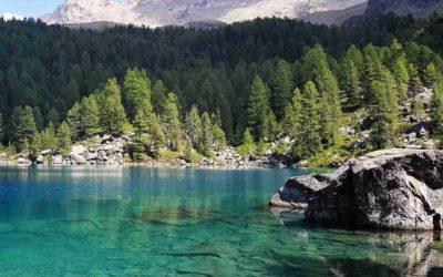 Esplorando i laghetti alpini della Val di Campo